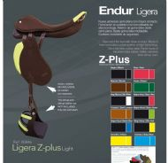Zaldi endurance saddle - Endur Ligera (Synthetic)